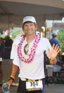 Another Kona Ironman finish